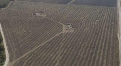 Hatalmas kőkori építményt találtak Ukrajnában