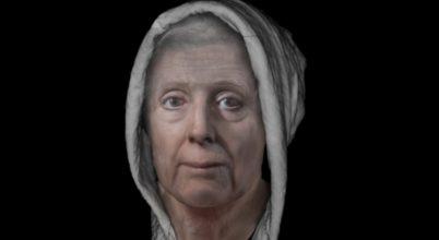300 éves boszorkány maradványait keresik