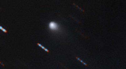 Újabb csillagközi objektumot találtak a Naprendszerben