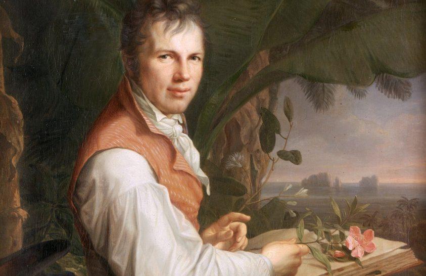 Humboldt, a sokszínű természettudós