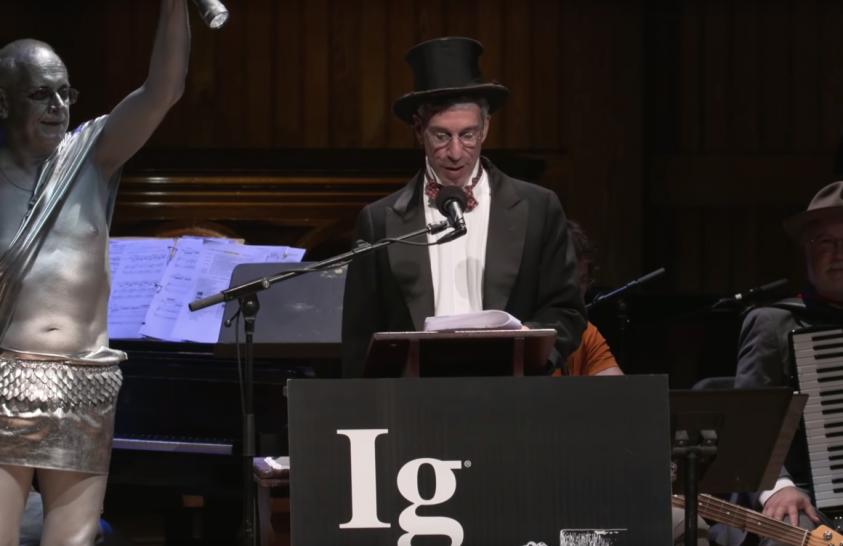 Kiosztották a 2019-es Ig Nobel-díjakat