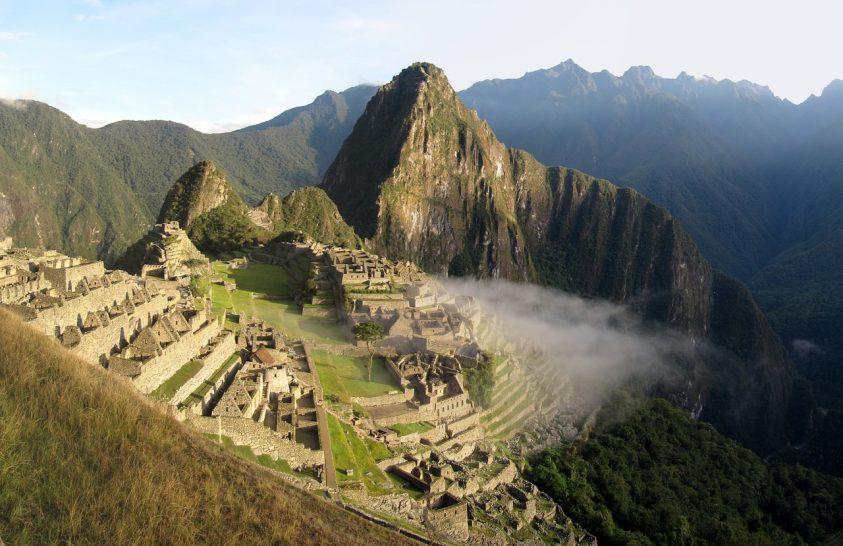 Szándékosan építették törésekre Machu Picchut