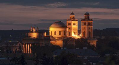 A nap képe: Eger – Bazilika