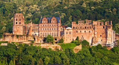 Heidelbergi várkastély