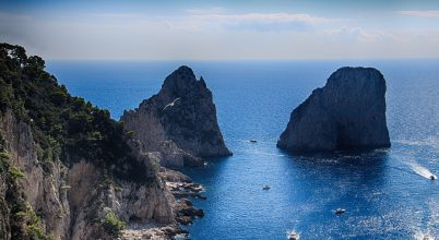 Capri panoráma