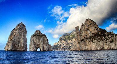 A Faraglioni sziklák