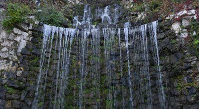 Gellért-hegyi vízesés
