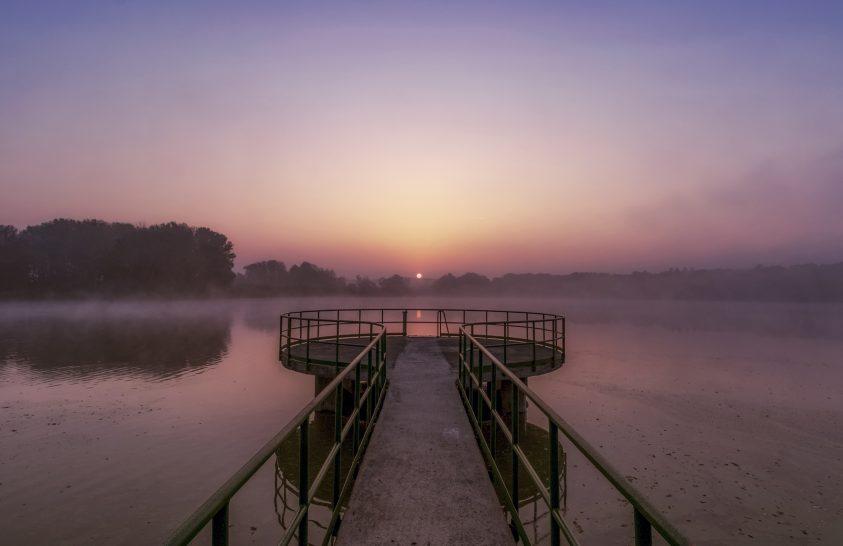 A nap képe: Őszi napkelte