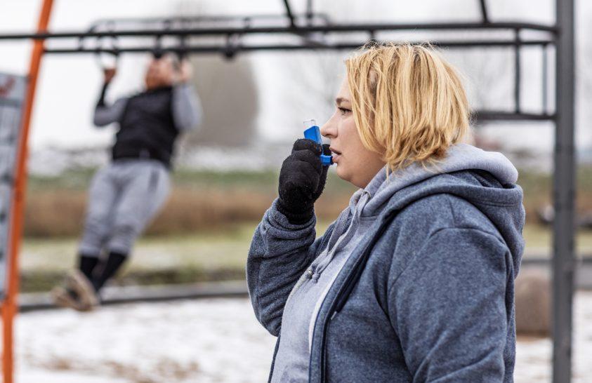 Összefüggés lehet az elhízás és az asztma között