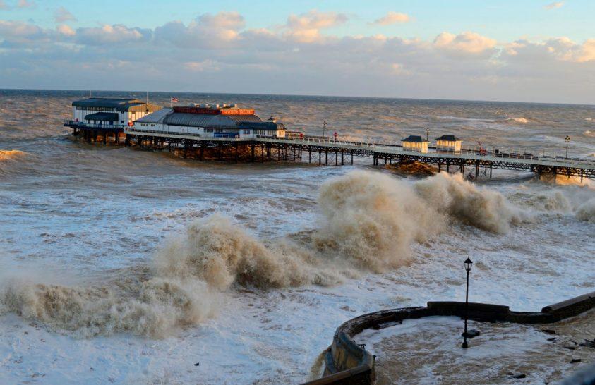 Még nagyobb területet érinthet tengervízszint emelkedése