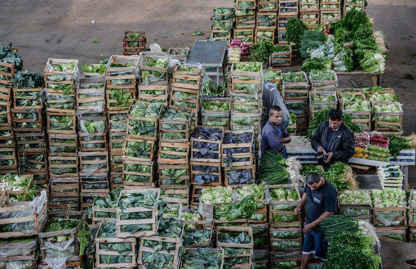 Élelmiszer-veszteség boltba kerülés előtt