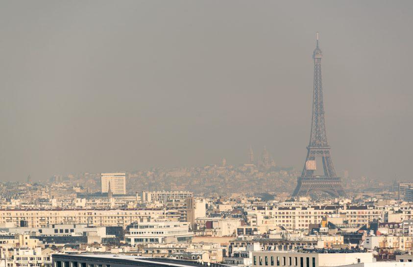 Ígéretek a légszennyezettség csökkentésére