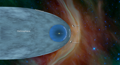 Meglepő felfedezésre jutottak a Voyager szondák