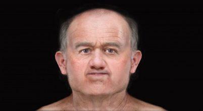 600 éves arcot rekonstruáltak