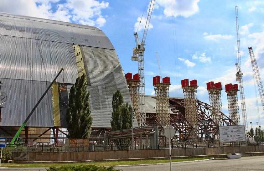 Megnyílik a csernobili vezérlőterem