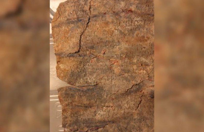 6. századi átkot fejtettek meg a kutatók