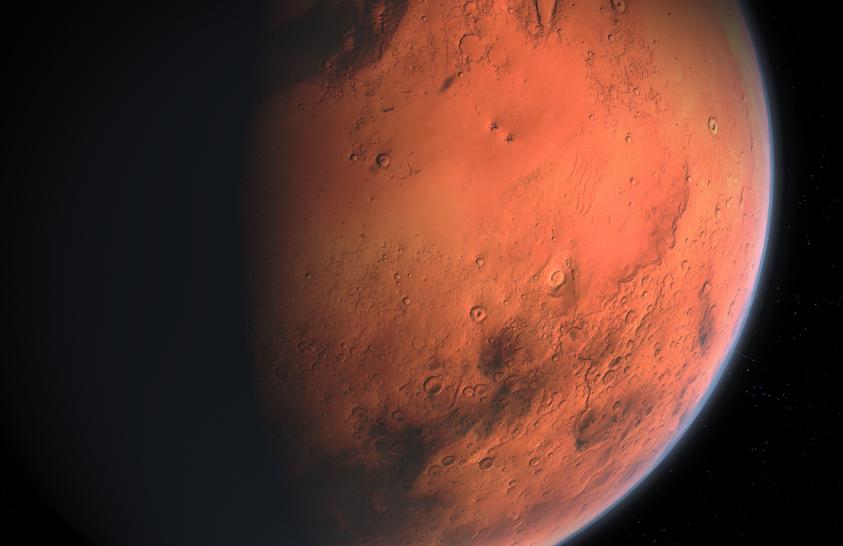 Már rég megtalálhatták a marsi élet nyomát?