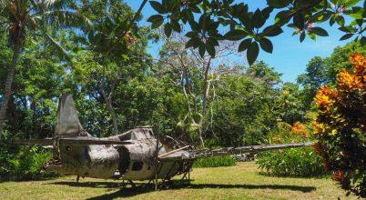 Lezuhant repülők és rozsdás tankok – Salamon-szigetek