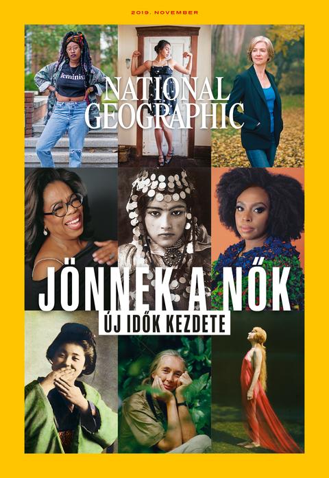 National Geographic Magazin - 2019. november