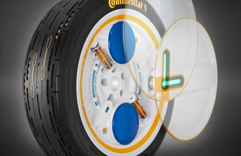 A Continental a jövő gumiabroncsain dolgozik