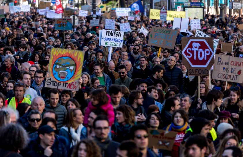 Klímakonferenciák helyett cselekvésekre van szükség!