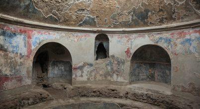 Luxusfürdőket nyitottak meg Pompejiben