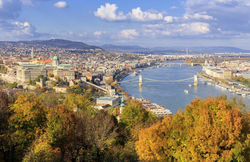 A Duna Budapest ivóvízforrása