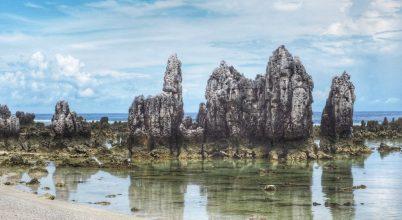 Az ország, amit körbesétáltam: Nauru