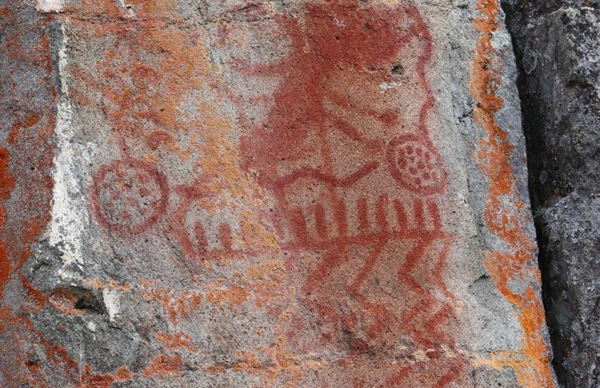 Hogyan készült az ősi okker festékanyag?