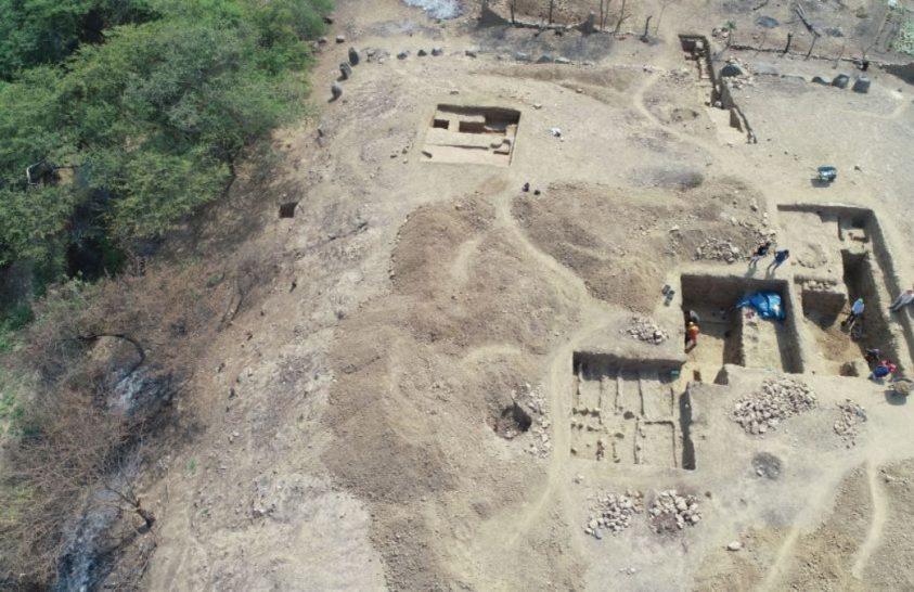 Ősi templomra bukkantak Peruban