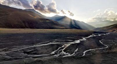 Azerbajdzsán vad hegyei között