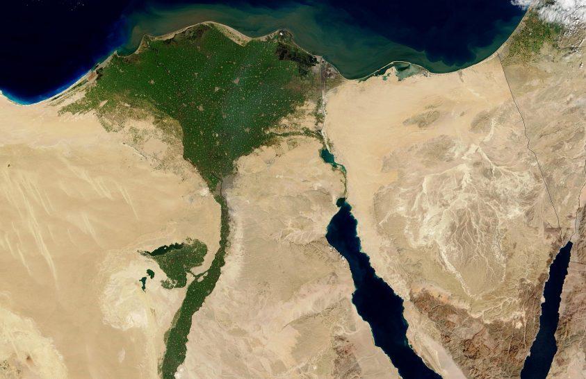 A véltnél is ősibb a Nílus