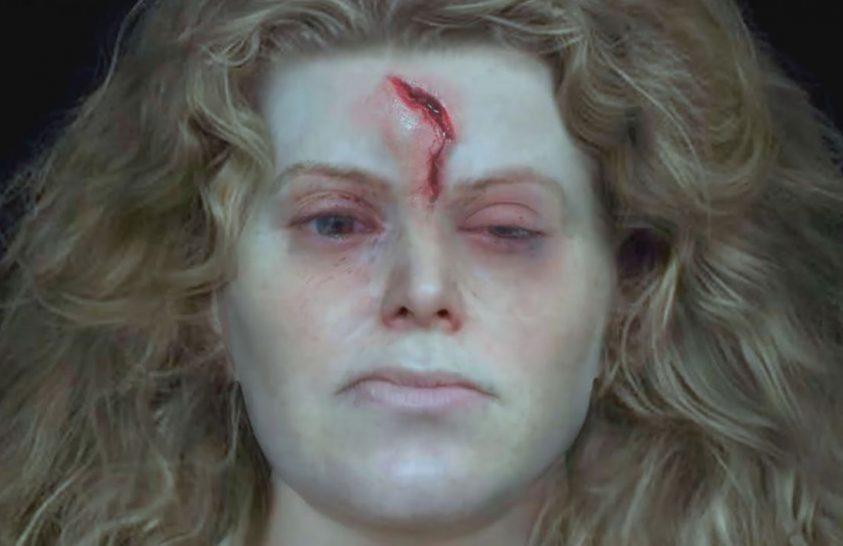 Rekonstruálták egy viking harcosnő arcát