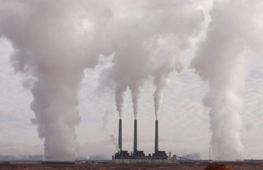 Újabb csúcsot ért el a szén-dioxid szintje