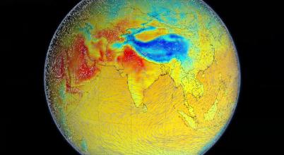 A tektonika három nagy jelentőségű klímaváltozáshoz járult hozzá