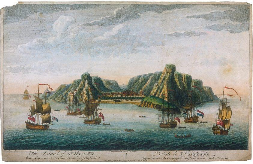 Szent Ilona szigetének egykori rabszolgái