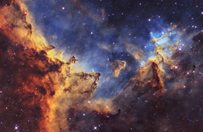 2019. november asztrofotója: Az Univerzum mélységei