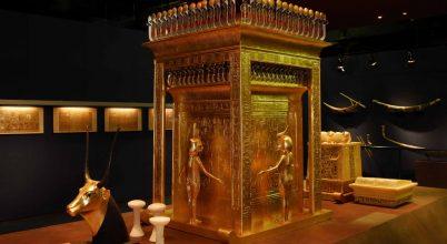 Tutanhamon rejtélye és kincsei
