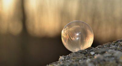 Jégvirágos buborék