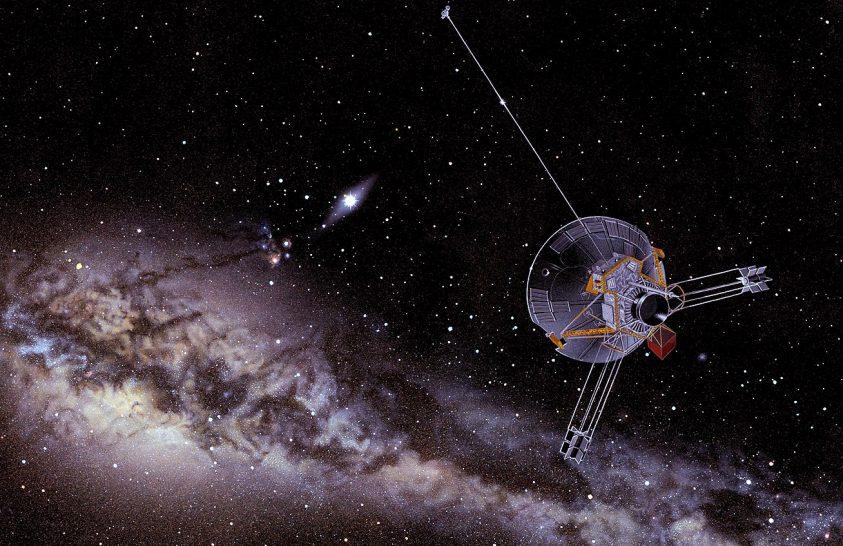 Találkoznak-e másik csillaggal a már úton lévő űrszondáink?