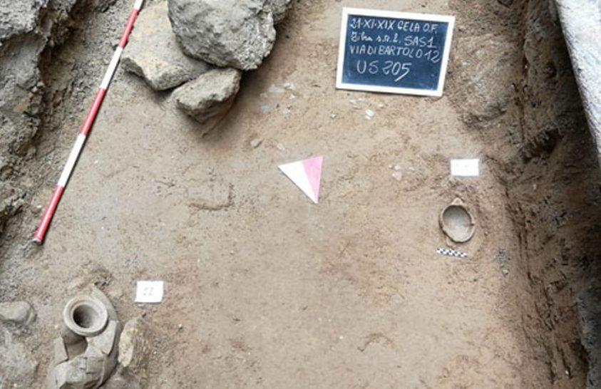 Ókori nekropoliszra bukkantak Szicílián