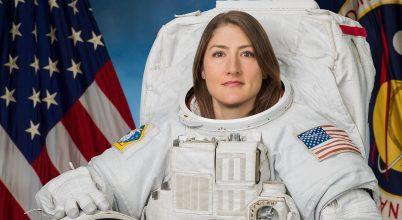Rekordot döntött egy amerikai űrhajósnő