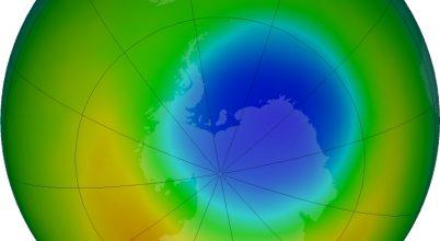 Lassíthatja az ózonlyuk gyógyulását a friss CFC-kibocsátás