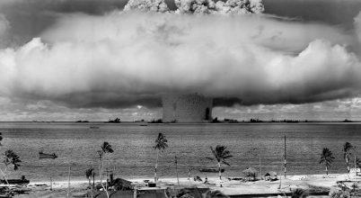 Mi marad egy felszín alatti atomrobbantásból?