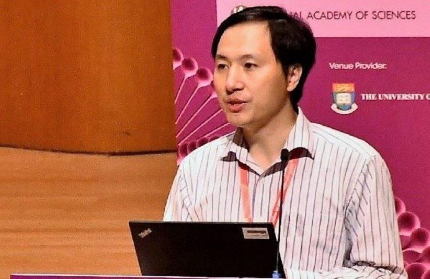 Elítélték a botrányos kísérletet végző kínai tudósokat