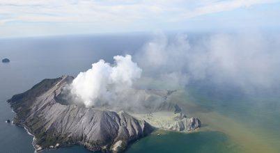 Halálos vulkánkitörés volt Új-Zélandon