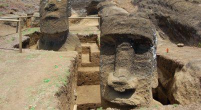 Ezért állíthatták a szobrokat a Húsvét-szigeten