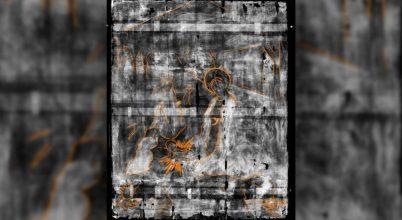 Rejtett képet fedeztek fel egy középkori festményen