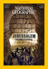 National Geographic 2019. decemberi címlap