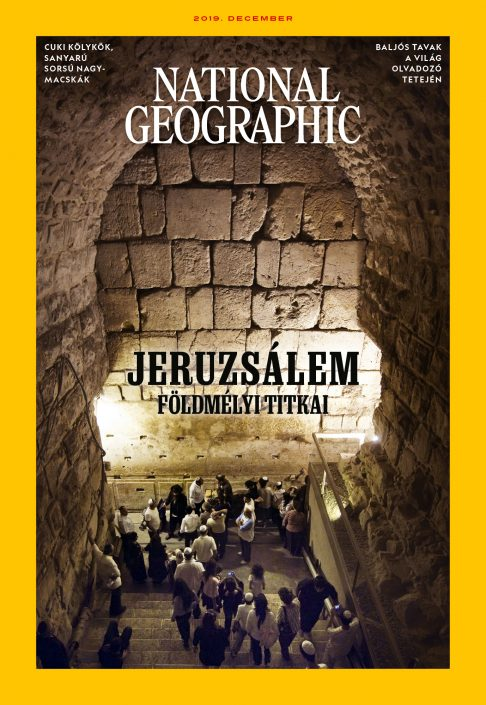 National Geographic Magazin - 2019. december